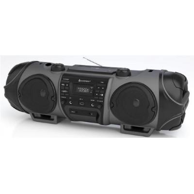 Soundmaster CD-radio: SCD 8000 - Antraciet