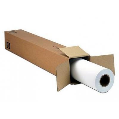 Hp grootformaat media: Everyday Adhesive Matte Polypropylene, 3-in Core, 914 mm x 30.5 m