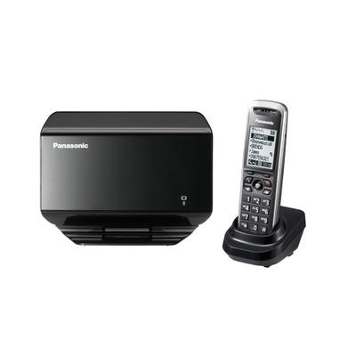 Panasonic KX-TGP500 Draadloos SIP-telefoonsysteem Dect telefoon - Zwart