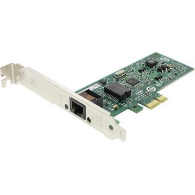 Intel K/PRO/1000 CT Desktop Adapter PCIex Netwerkkaart