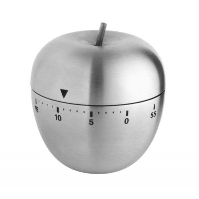 Tfa : Kitchen timer - Apple, 120g - Roestvrijstaal