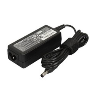 Toshiba AC Adaptor 3 Pin Netvoeding - Zwart