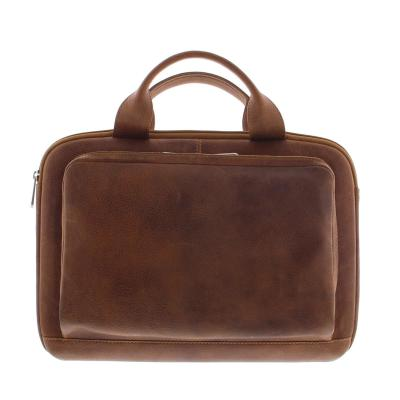 Hp laptoptas: Premium sleeve - Bruin
