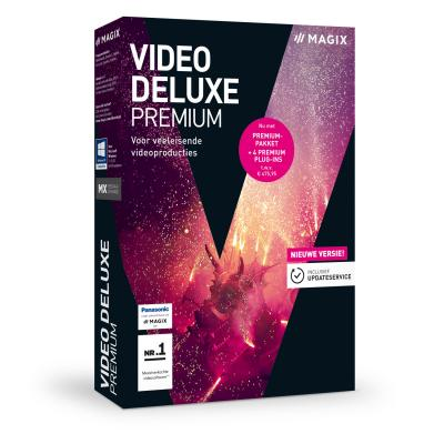Magix grafische software: Magix, Video Deluxe Premium