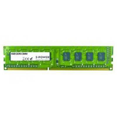 2-power RAM-geheugen: 4GB MultiSpeed DIMM - Groen