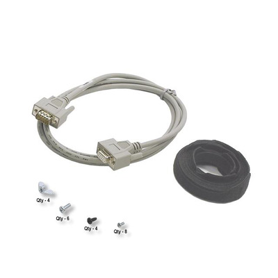 Hewlett Packard Enterprise Hardware and cable kit - For 1X2 Server Console Switch and CAT5 .....