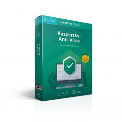 Kaspersky Lab Kaspersky Anti-Virus 2019 software