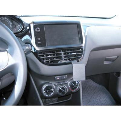 Brodit : ProClip, Peugeot 208 12 - Zwart