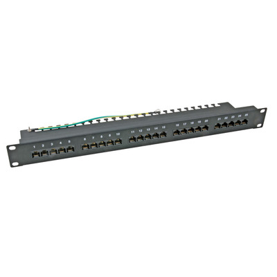 EFB Elektronik 37588SW.1 patch panelen