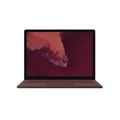 Microsoft Surface Laptop 2 laptop - Bordeaux rood