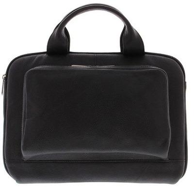 Plevier Akasaka Laptop Sleeve/Tas 13-14 Inch Zwart Laptoptas