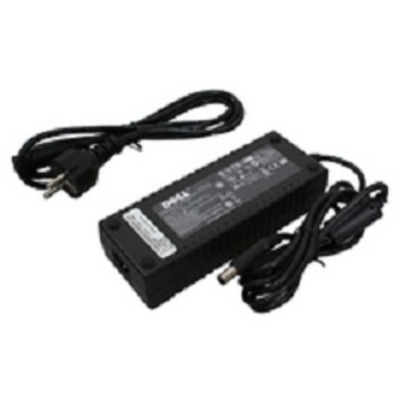 DELL 65W AC Adapter netvoeding - Zwart
