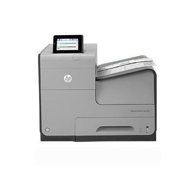 Hp inkjet printer: Officejet Enterprise Color X555dn - Zwart, Cyaan, Magenta, Geel