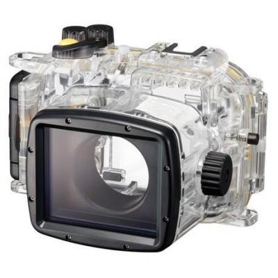 Canon camera accessoire: WP-DC55 - Zwart, Transparant