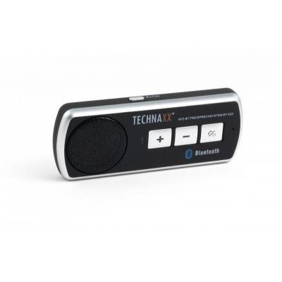 Technaxx telefoonspeaker: BT-X22 - Zwart, Zilver