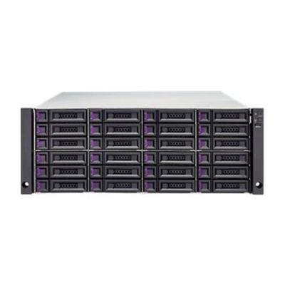 Qsan Technology XCubeDAS XD5324-D SAN - Zwart