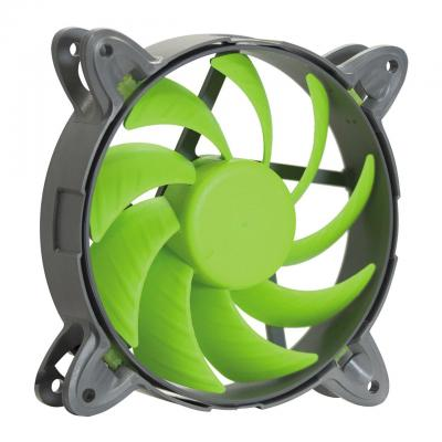 Nanoxia Hardware koeling: NXNNV120-M - Zwart, Groen