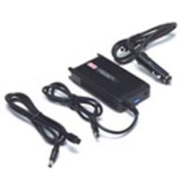 Toshiba Notebook Car Adapter 120W, 19V, 6.3A Netvoeding - Zwart