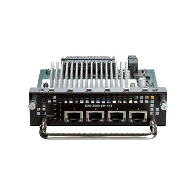 D-Link DXS-3600-EM-4XT Netwerk switch module