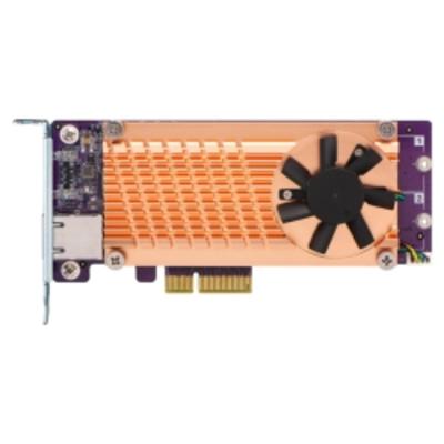 QNAP QM2-2P10G1TA Interfaceadapter