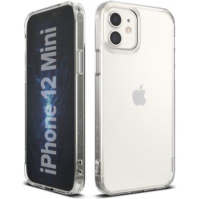 Ringke Fusion Backcover iPhone 12 Mini - Mat Transparant - Matte Mobile phone case
