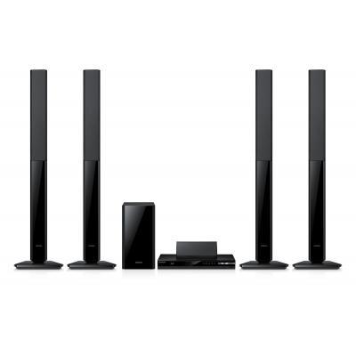 Samsung home cinema system: HT-F4550 - Blu ray Home Theatre - Zwart