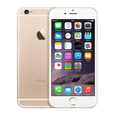 Apple smartphone: iPhone 6 16GB Gold | Refurbished - Goud (Refurbished LG)