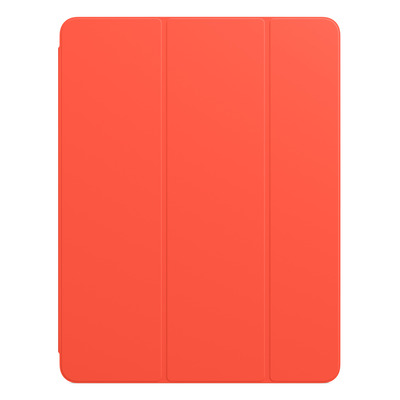 Apple Smart Folio voor 12,9‑inch iPad Pro (5e generatie) - Electric Orange Tablet case