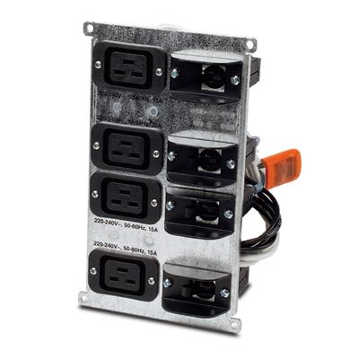 APC Symmera LX Backplane Kit (4*C19) Power supply unit