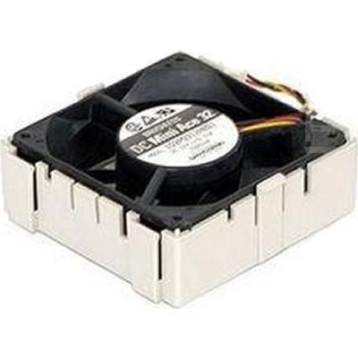 Supermicro FAN-0103L4 Hardware koeling - Zwart, Wit
