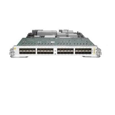 Cisco A9K-40GE-E : 40-Port GE Extended Line Card, Requires SFPs, RF netwerk switch module