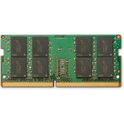 HP 16GB (1x16GB) DDR4-2666 nECC SODIMM RAM RAM-geheugen