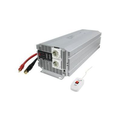 Hq netvoeding: 24V-230V 4000W - Zilver