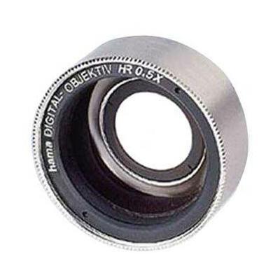 Hama HR 0.5 x HTMC Lens adapter - Zilver