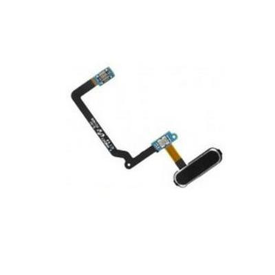 Samsung mobile phone spare part: SM-G900F Galaxy S5, Home Button Flex-Cable Complete, black