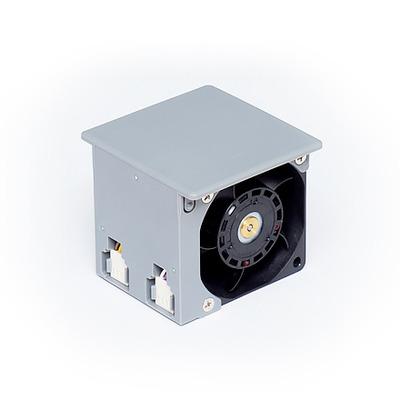 Synology cooling accessoire: FAN 60*60*51_1 - Zwart, Grijs