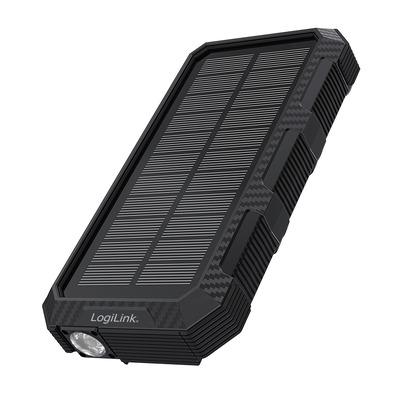 LogiLink PA0250 Powerbank - Zwart