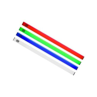 Cooler master Computerkast onderdeel: Universal LED Strip - RGB - Zwart, Wit