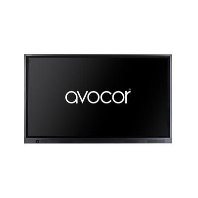 Avocor E8610 Interactief bord - Zwart