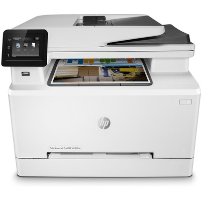 HP multifunctional: Color LaserJet Pro M281fdn - Wit
