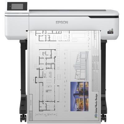 Epson SureColor SC-T3100 - Wireless Printer (with stand) Grootformaat printer - Mat Zwart,Cyaan Pigment,Geel .....
