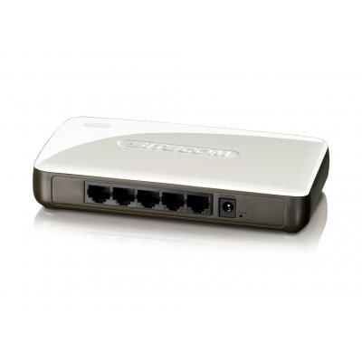 Sitecom netwerk verlenger: WLX-2001 N300 Wi-Fi Range Extender - Grijs, Wit