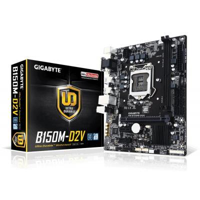 Gigabyte moederbord: Intel Core i7 processors/Intel Core i5 processors/Intel Core i3 processors/Intel Pentium .....