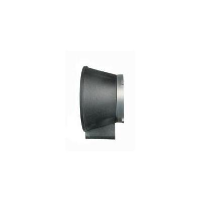 Multiblitz camera flits accessoire: PLUSCH - Zwart