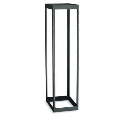 Black Box 4-Post, 37U Rack - Zwart