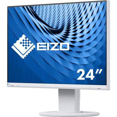 "EIZO FlexScan 23.8"" IPS FHD Monitor - Wit"