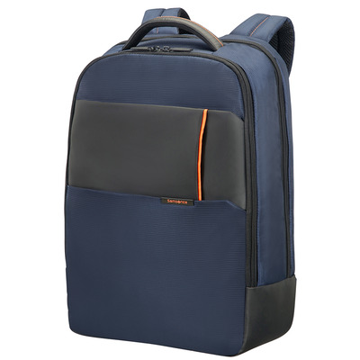 Samsonite Qibyte laptoptas - Blauw
