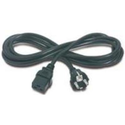 Microconnect Power Cord Schuko - C19, 5m Electriciteitssnoer