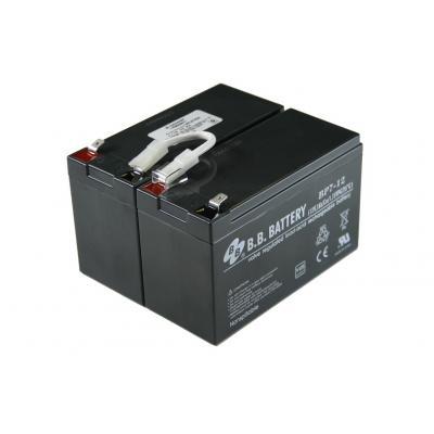 2-power batterij: UPL0745A - Zwart