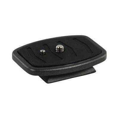 König statief accessoire: Kop plaat, zwart